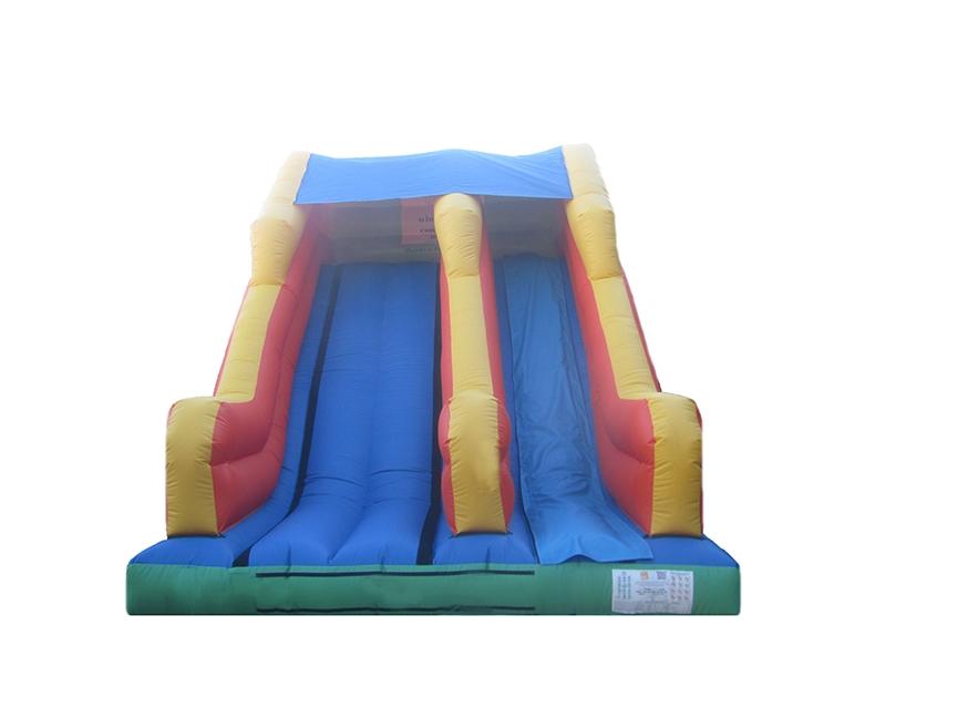 10ft Platform Bouncy Mega Slide, Inflatable Slide for Sale