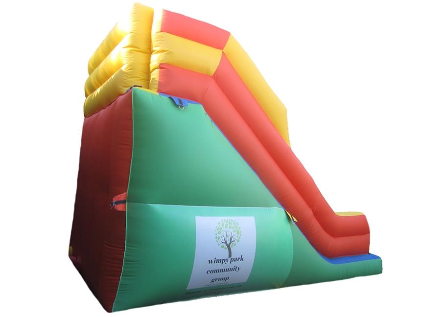 10ft Platform Inflatable Mega Slide for Sale