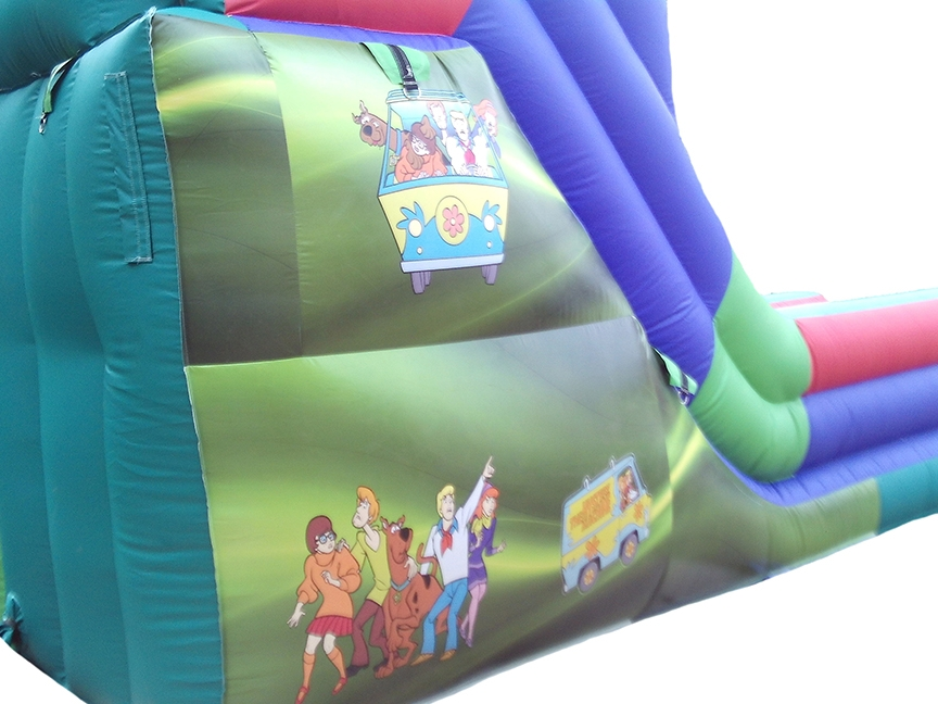 Themed Inflatable Bouncy Slide for Sale