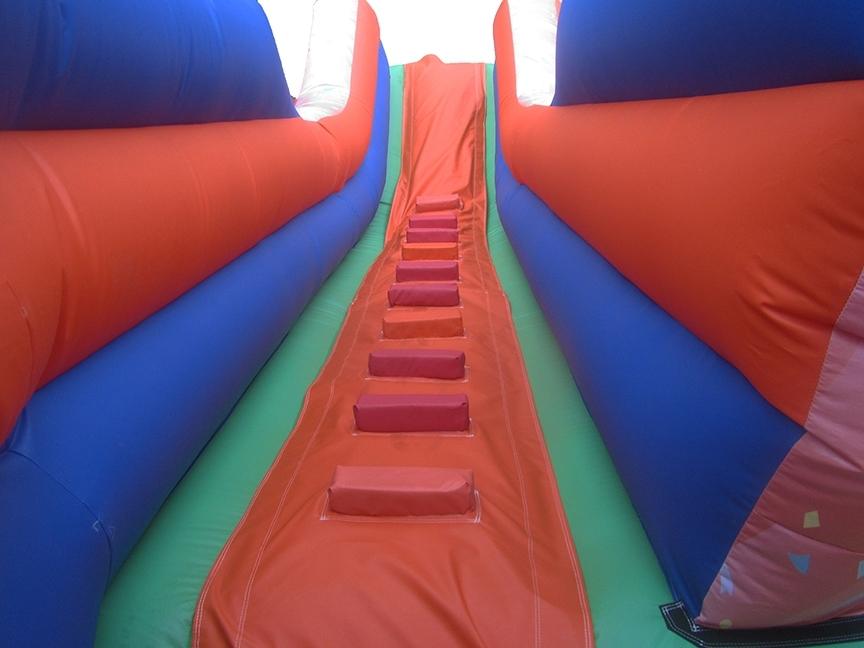 Bouncy Slide Stairs