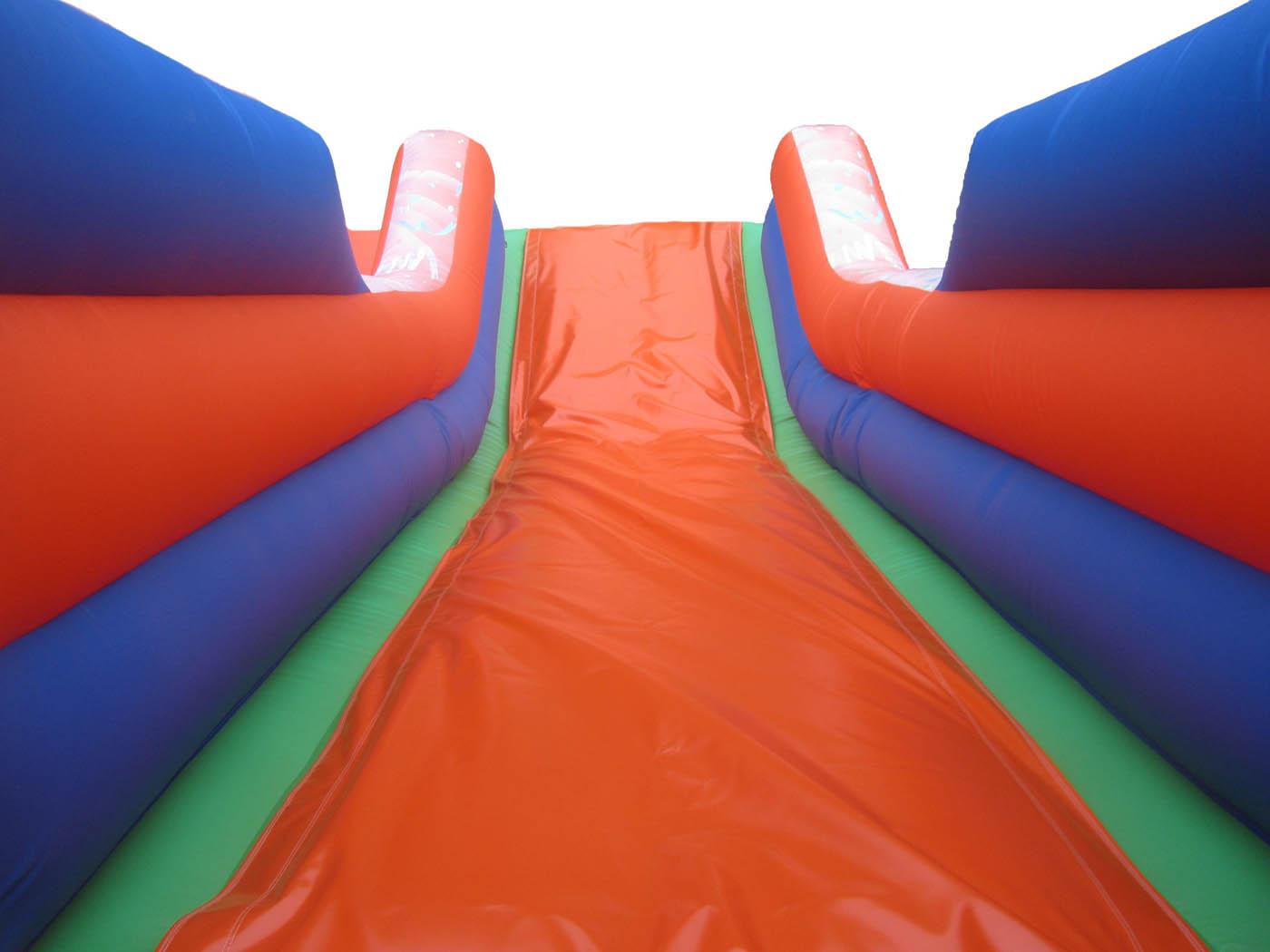 10ft Platform Bouncy Slide