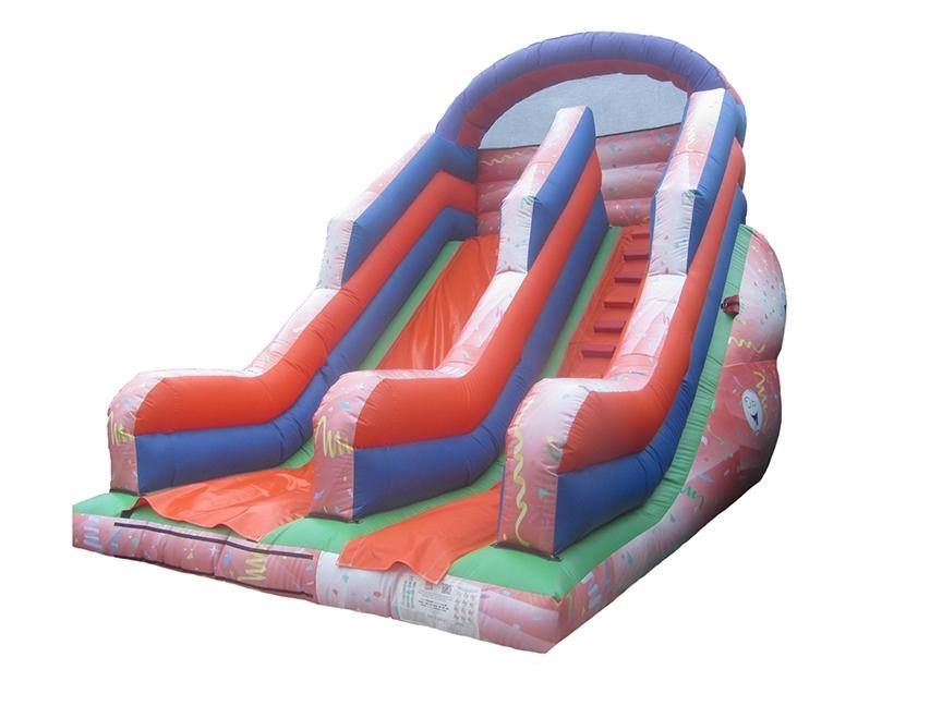 Party Inflatable Mega Slide for Sale