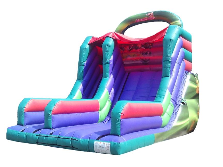 Themed Bouncy Slide for Sale