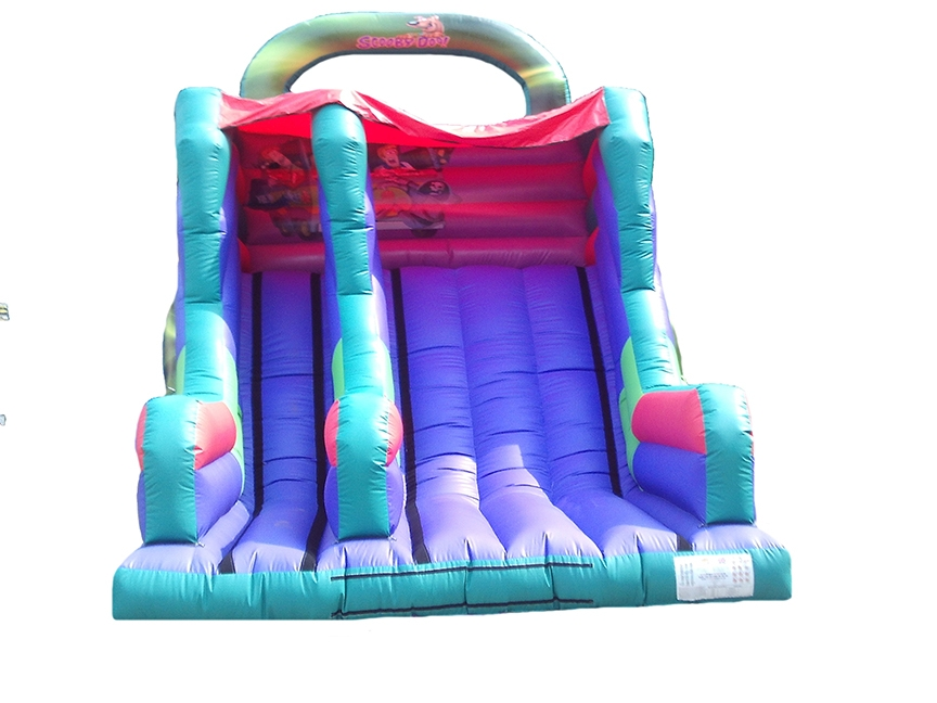 Themed Inflatable Mega Slide for Sale