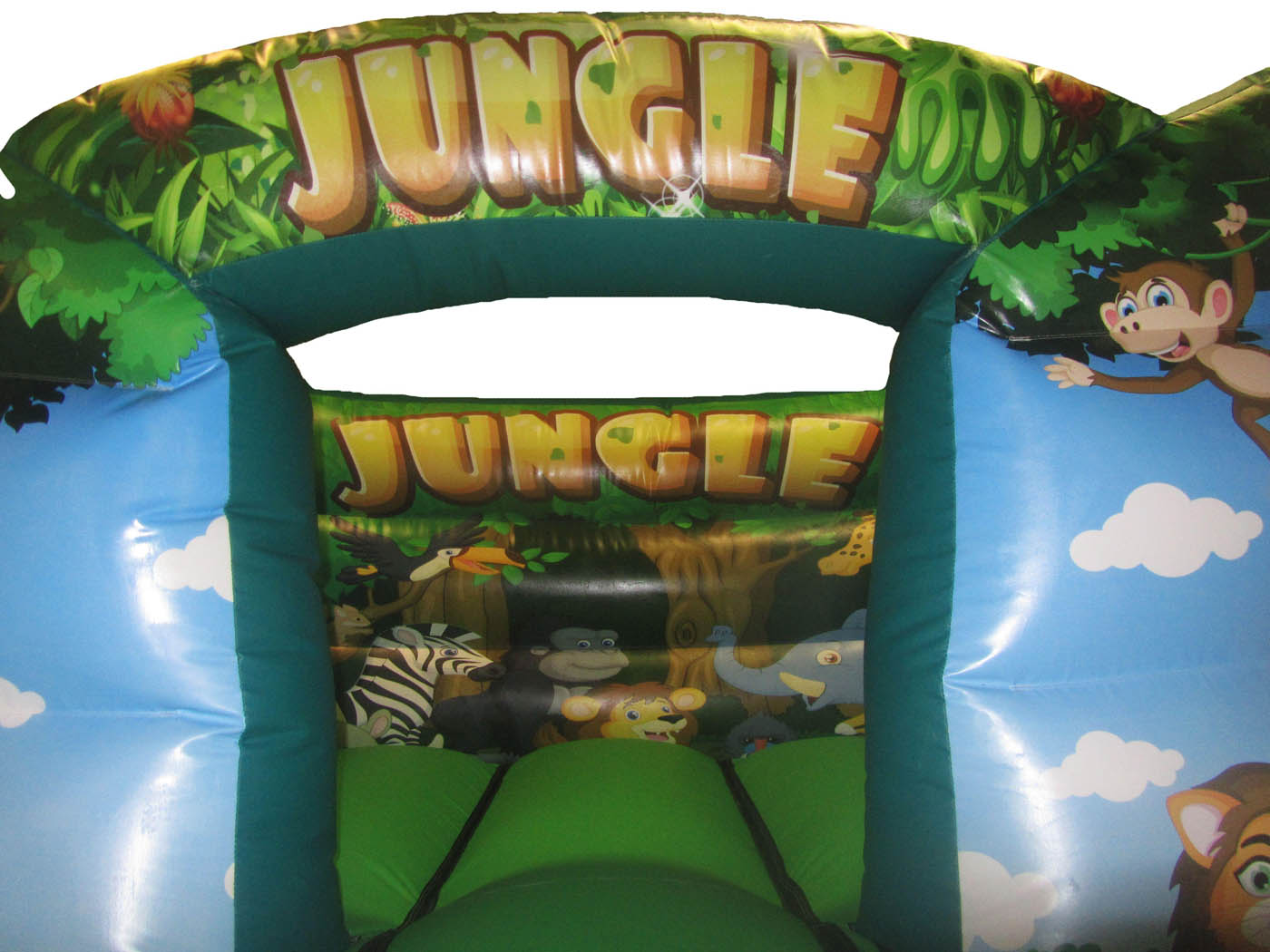 Jungle Themed Bouncer for Sale