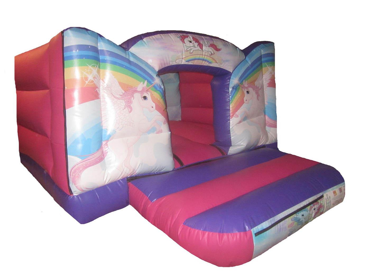 Commercial Unicorn Bouncy Castle for Sale