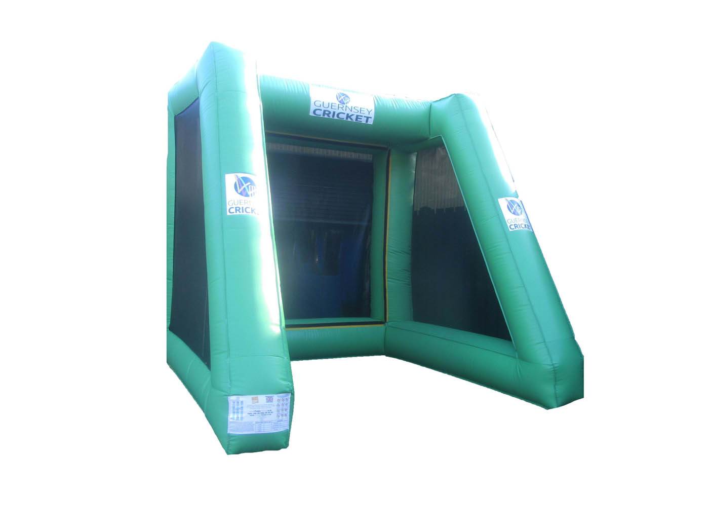 Personalised Inflatable Speed Cage for Sale