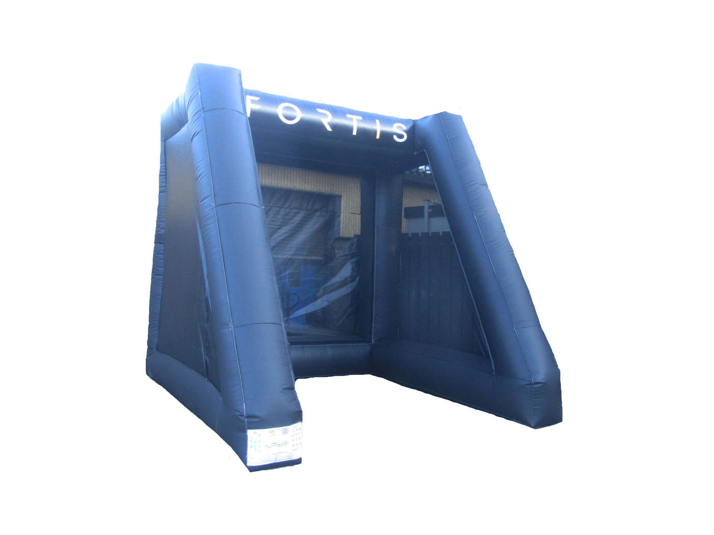 Personalised Inflatable Speed Cage