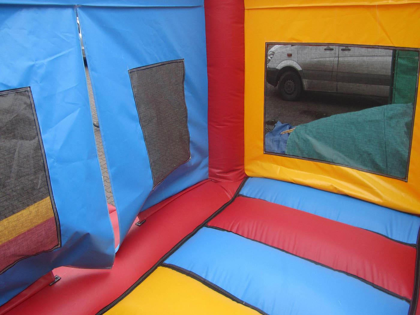 Commercial Bouncy Castle for Sale with Unisex Colours