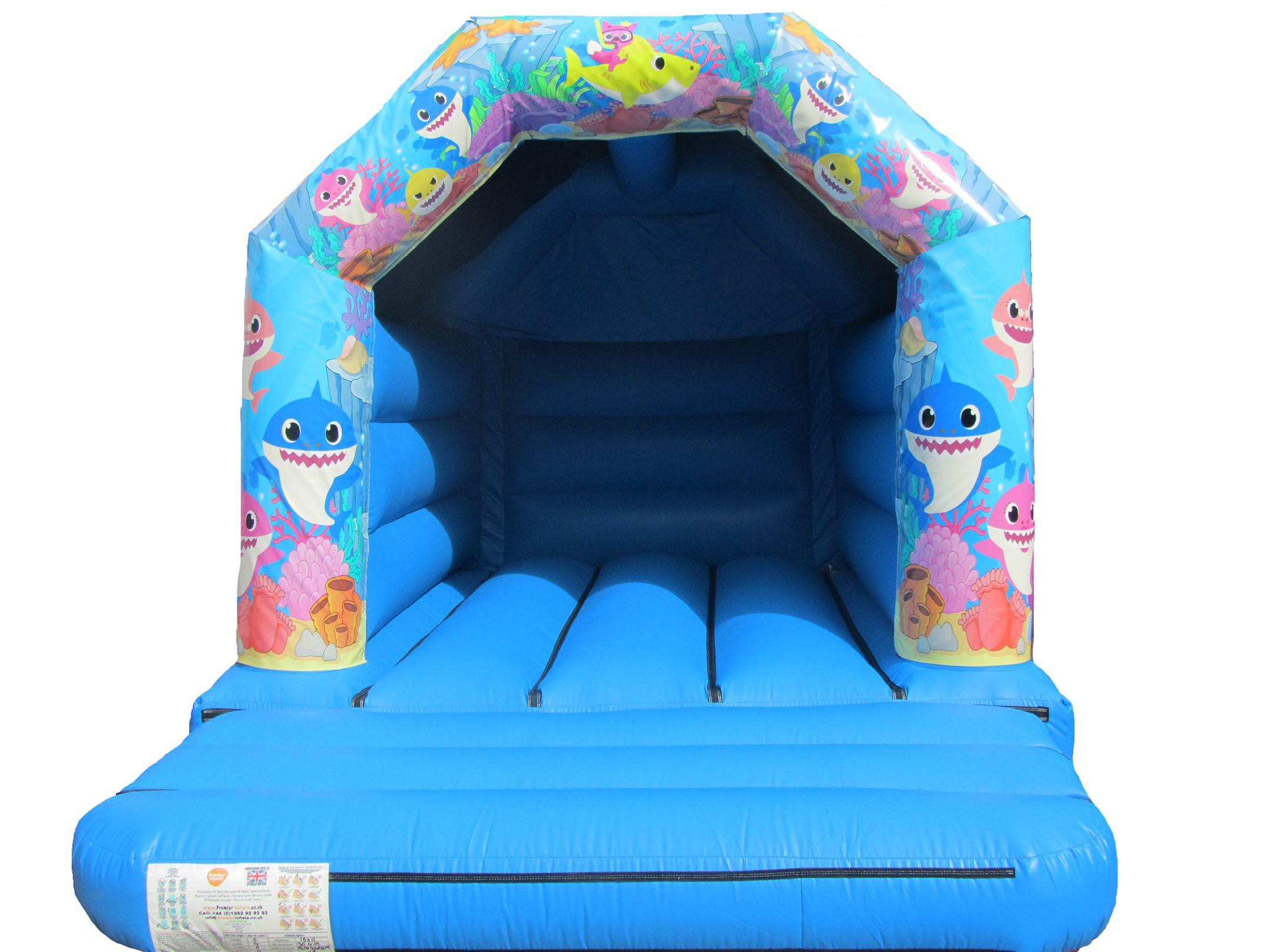 Toddler Themed Bouncy Castle for Sale