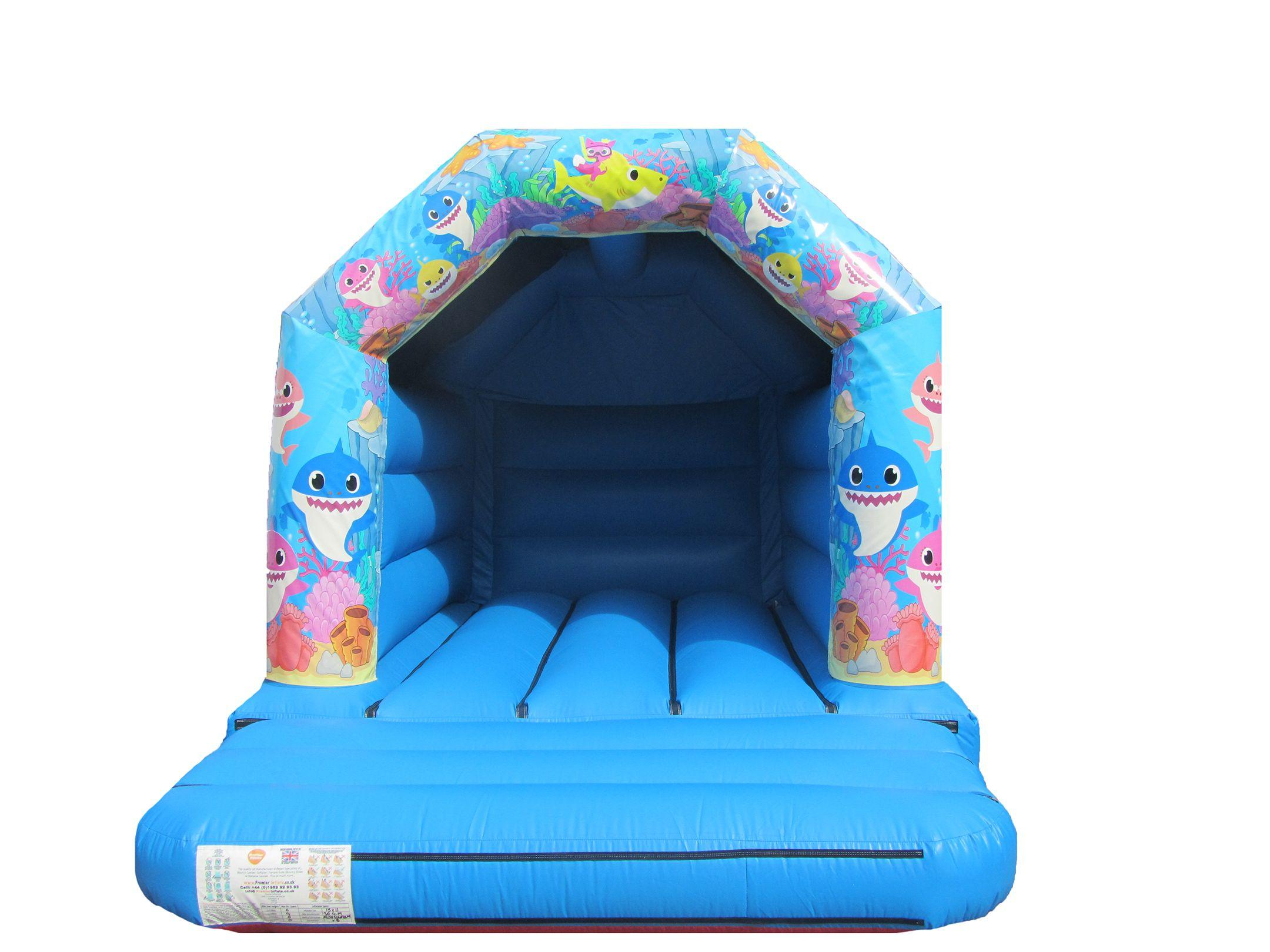 Themed Commercial Bouncy Castle