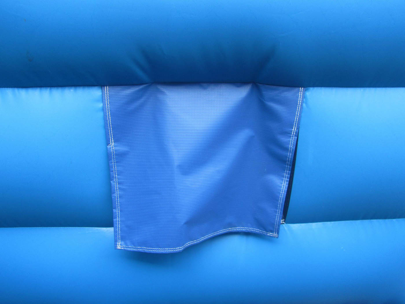 Blue Bouncy Castle Speaker Pocket