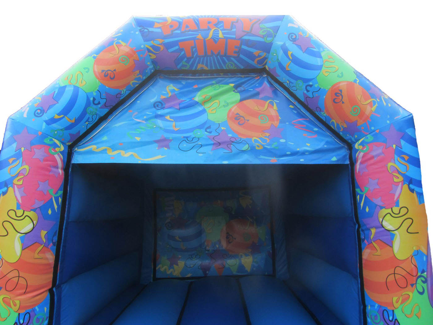 Bouncy castle Arches with Velcro Party Artwork