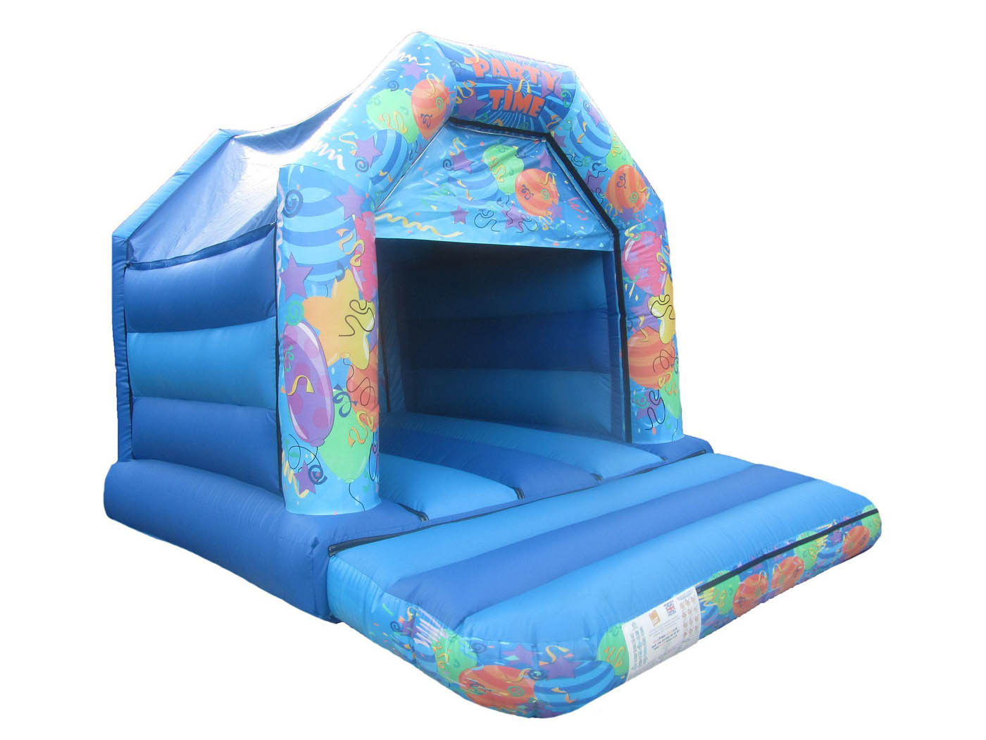 Party Themed Inflatable Bouncer