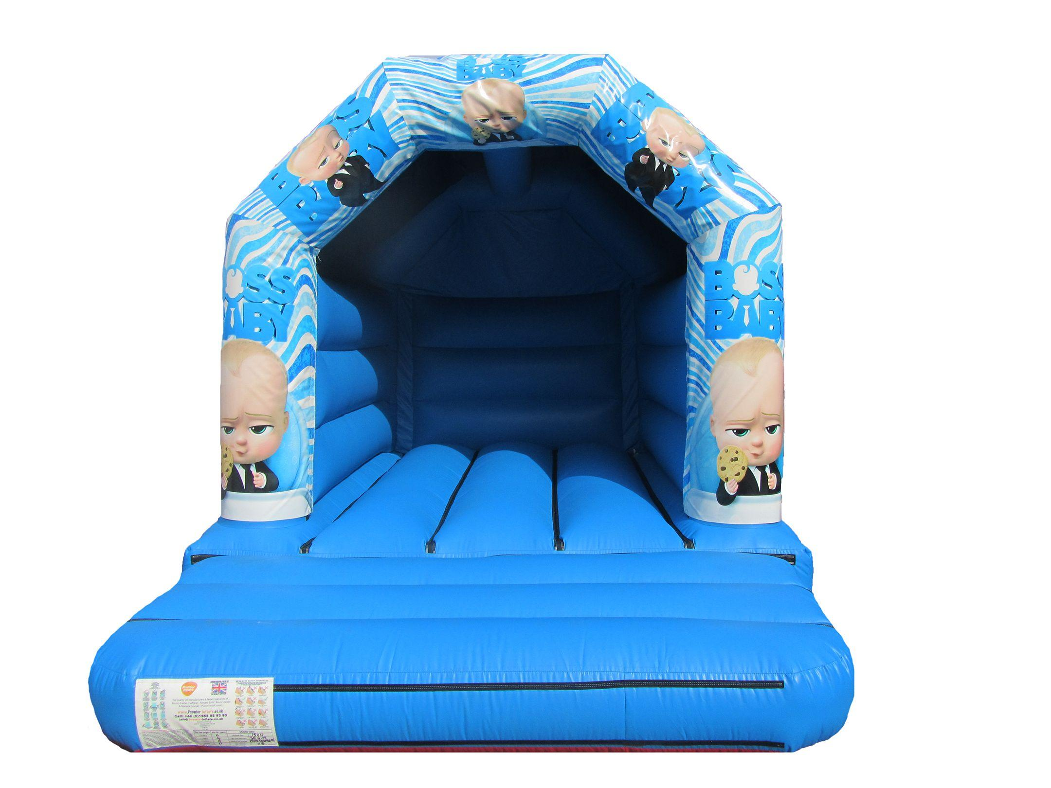 Commercial Children's Bouncy Castle for Sale