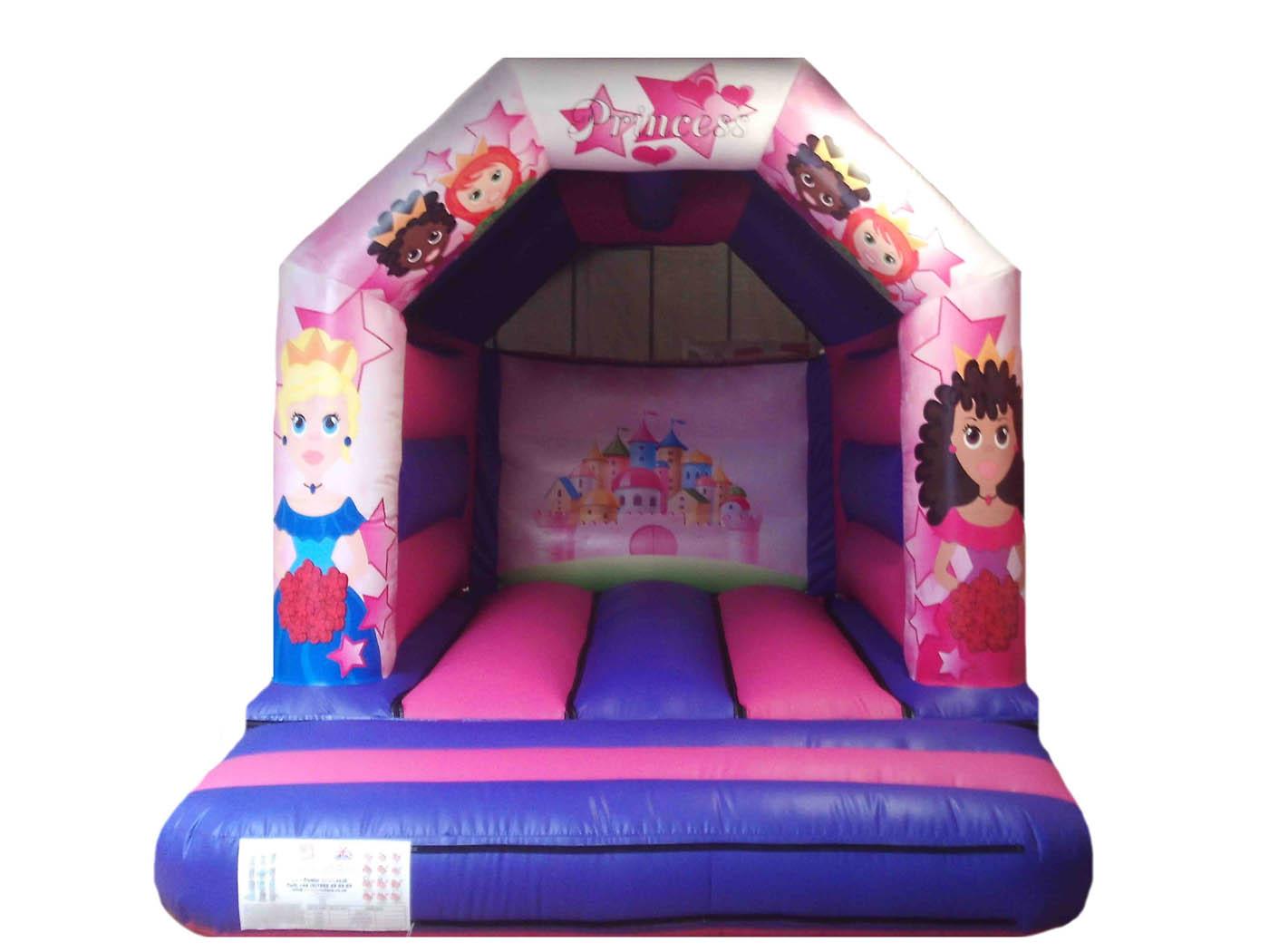 Princess Commercial Bouncy Castle
