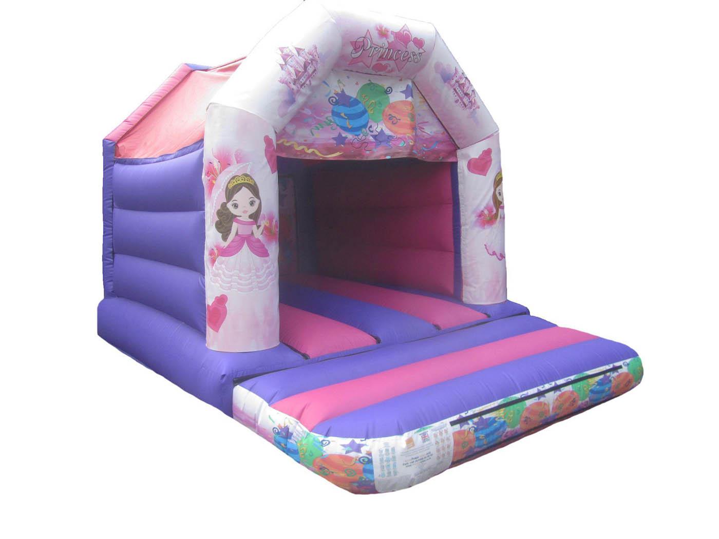 Princess Commercial Bouncy Castle for Sale