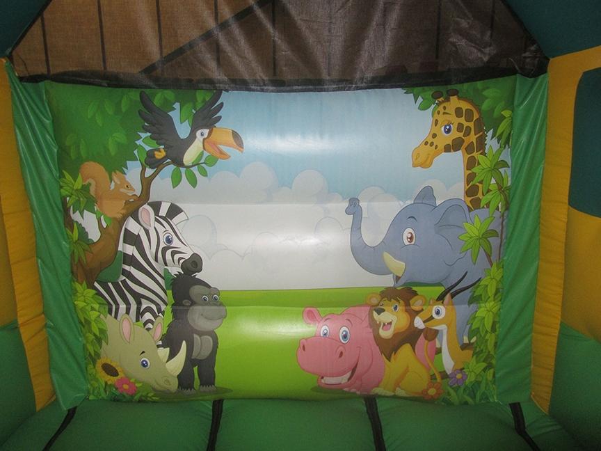 Jungle Themed Artwork