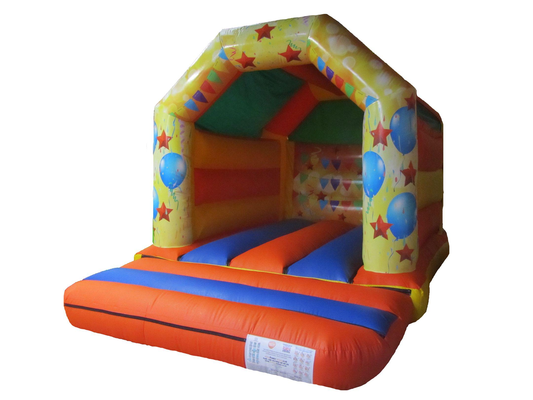 Party Themed Bouncy Castle for Sale