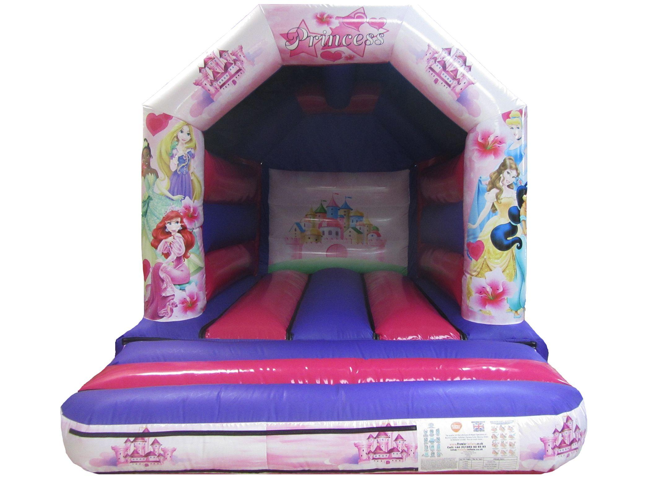 Princess Bouncy Castle for Sale