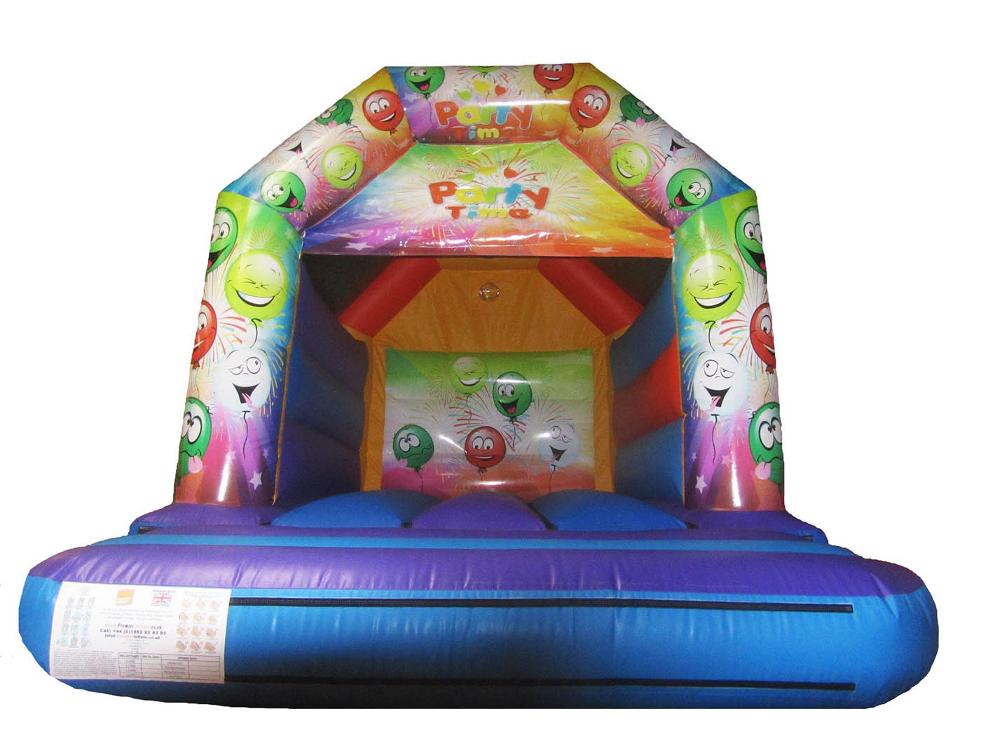 Party Themed Commercial Bouncy Castle for Sale