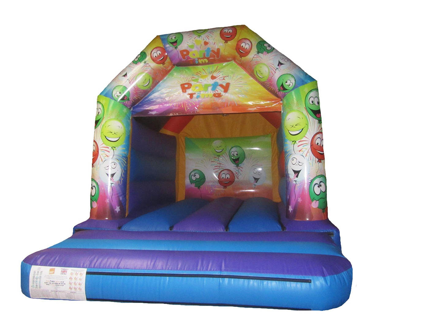Children's Unisex Bouncy Castle