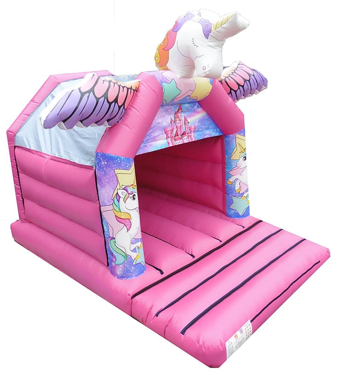 15x11 unicorn head wings