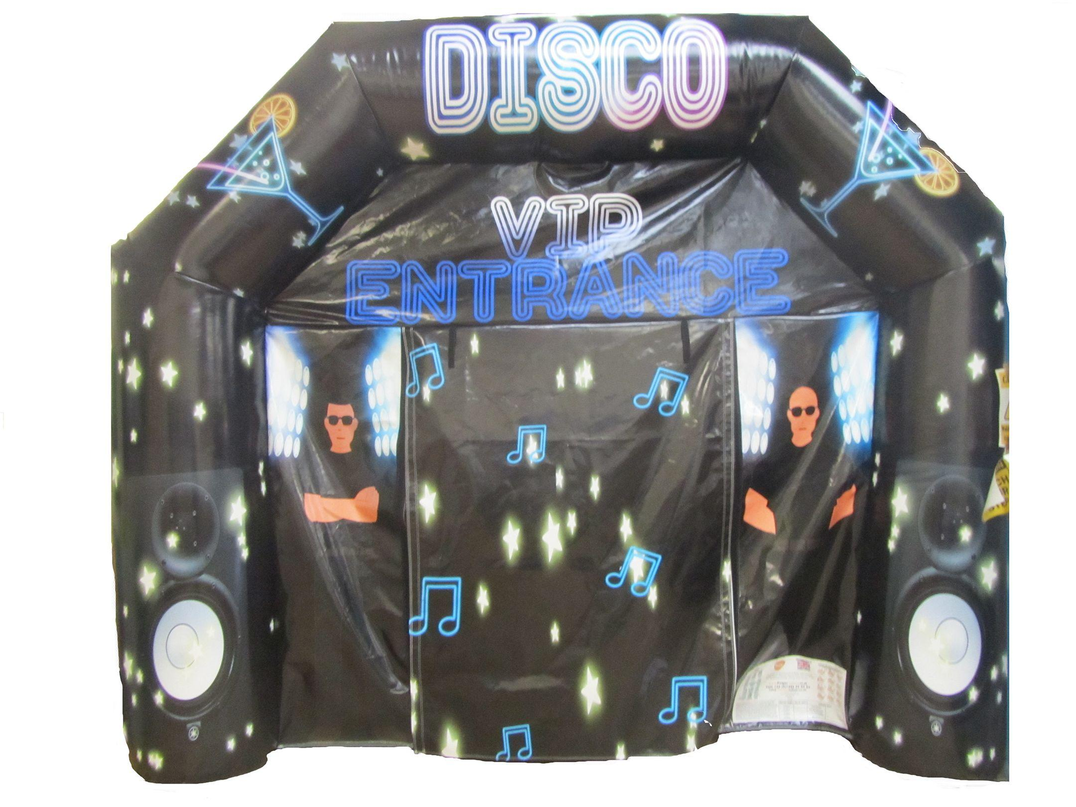 Disco Themed Marquee for Sale