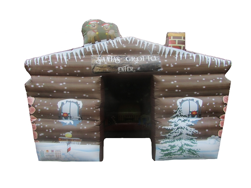 Inflatable Christmas Grotto