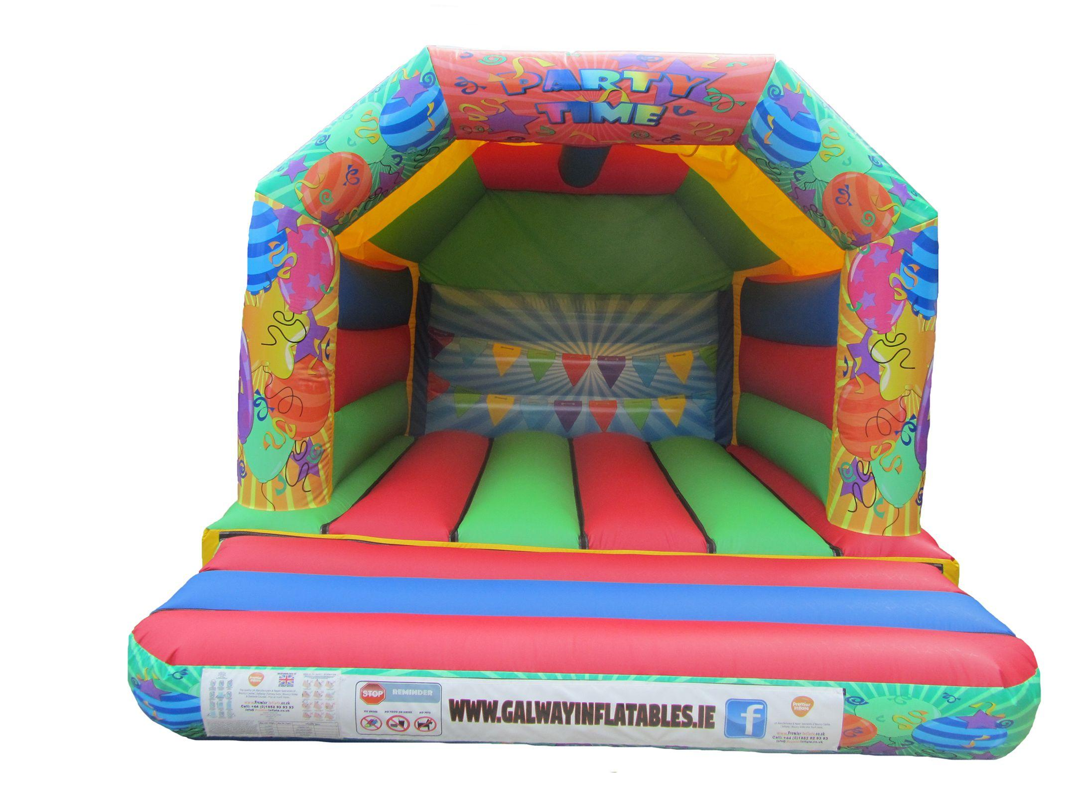 Commercial Party Themed Bouncy Castle