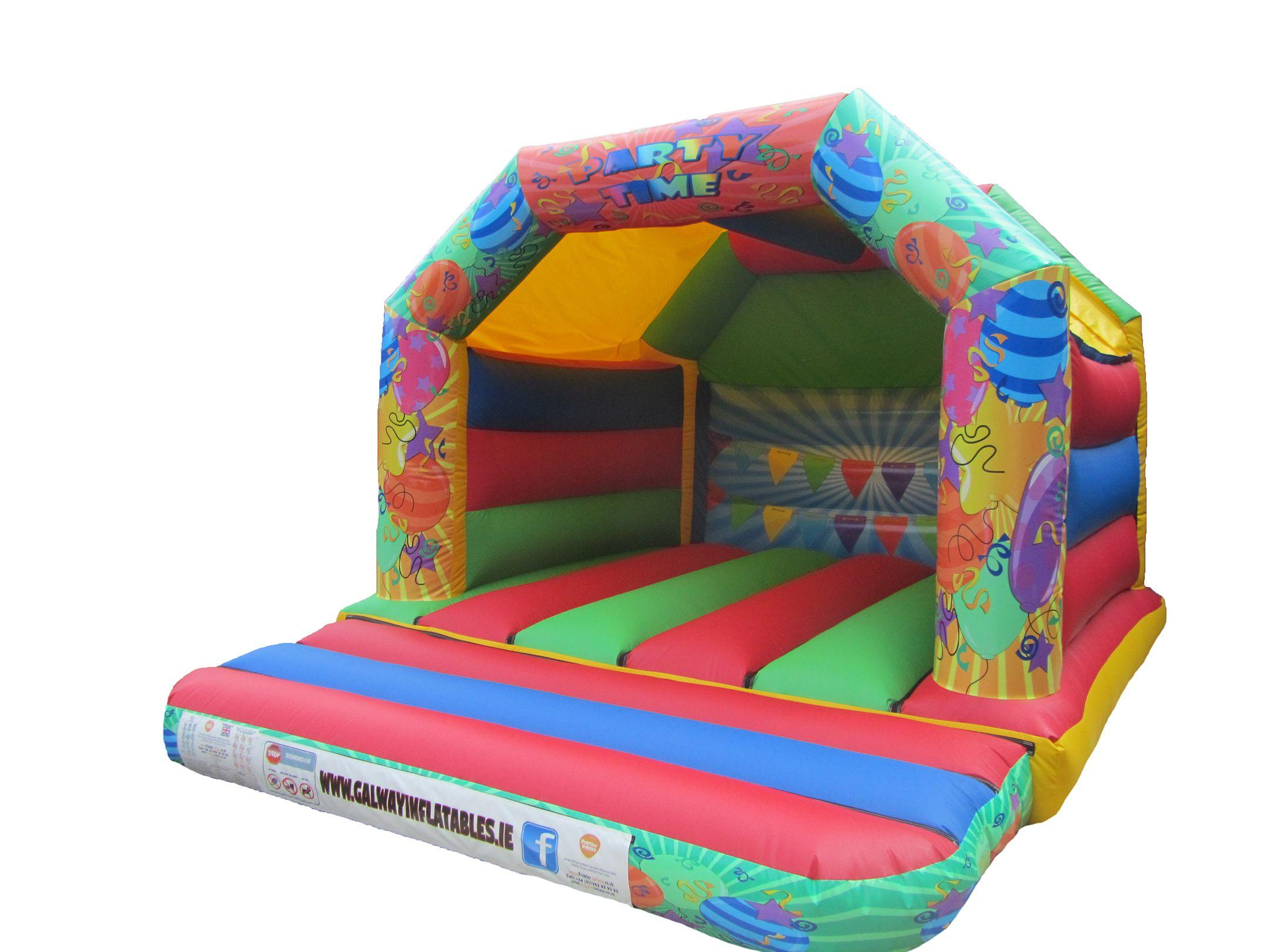 Unisex Party Themed Bouncy Castle