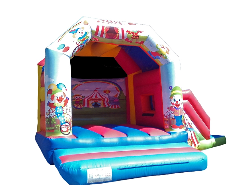 Adult Combo Bouncy Castle for Sale