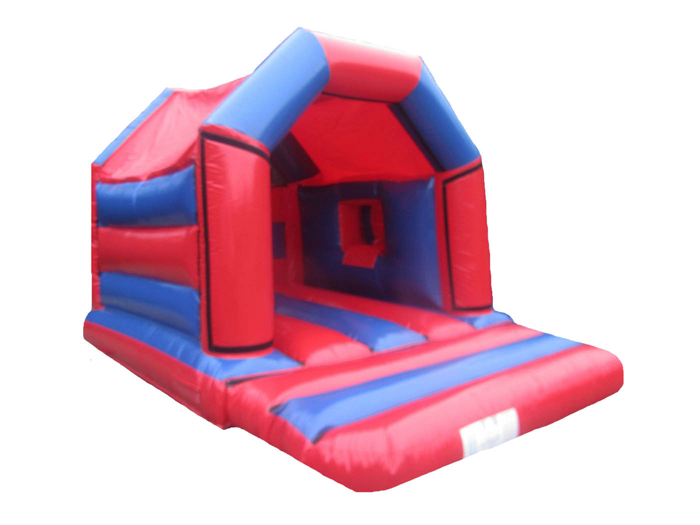 Glossy Velcro Combi Bouncy Castle for Sale