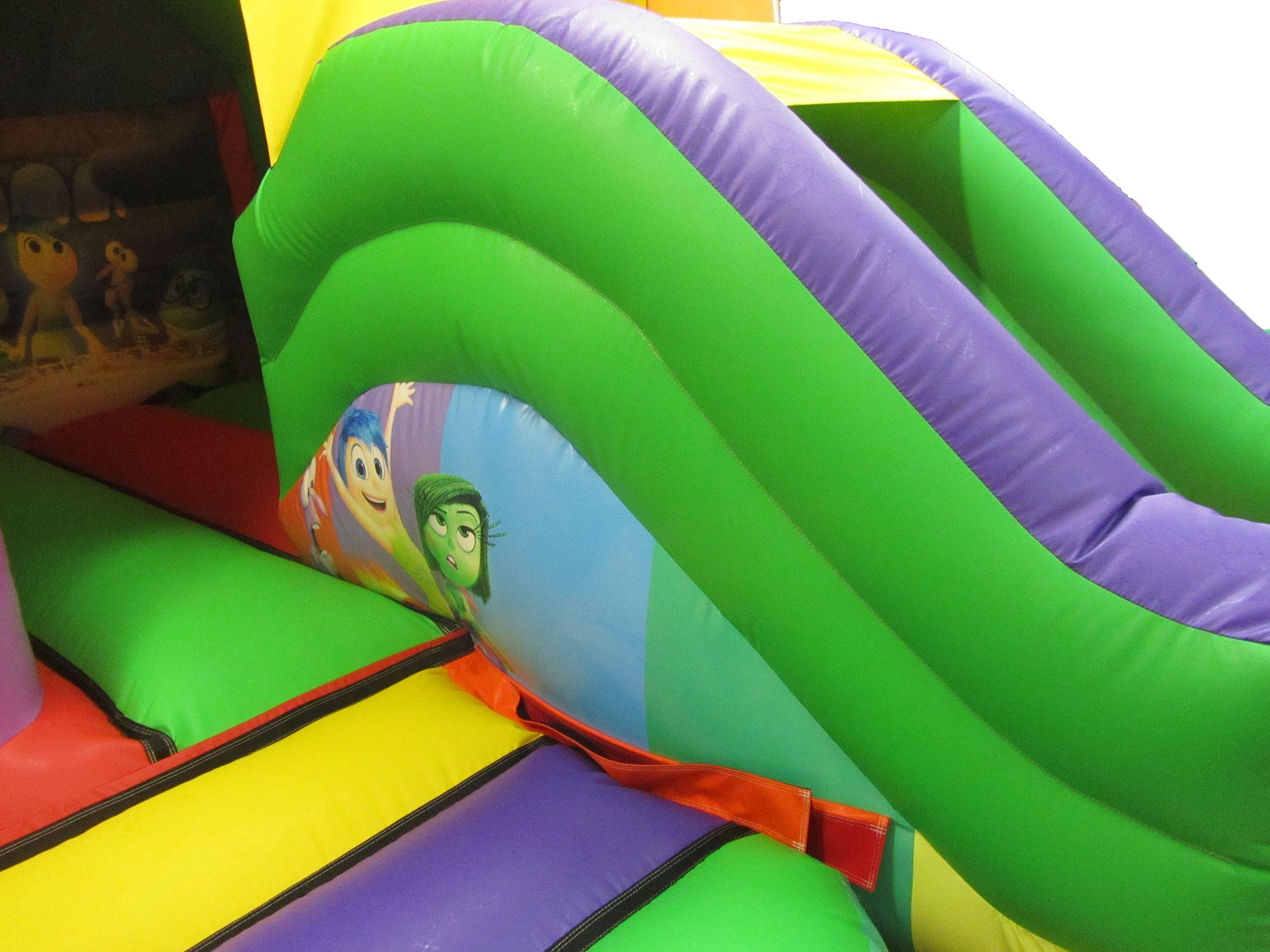 Bouncy Slide Artwork