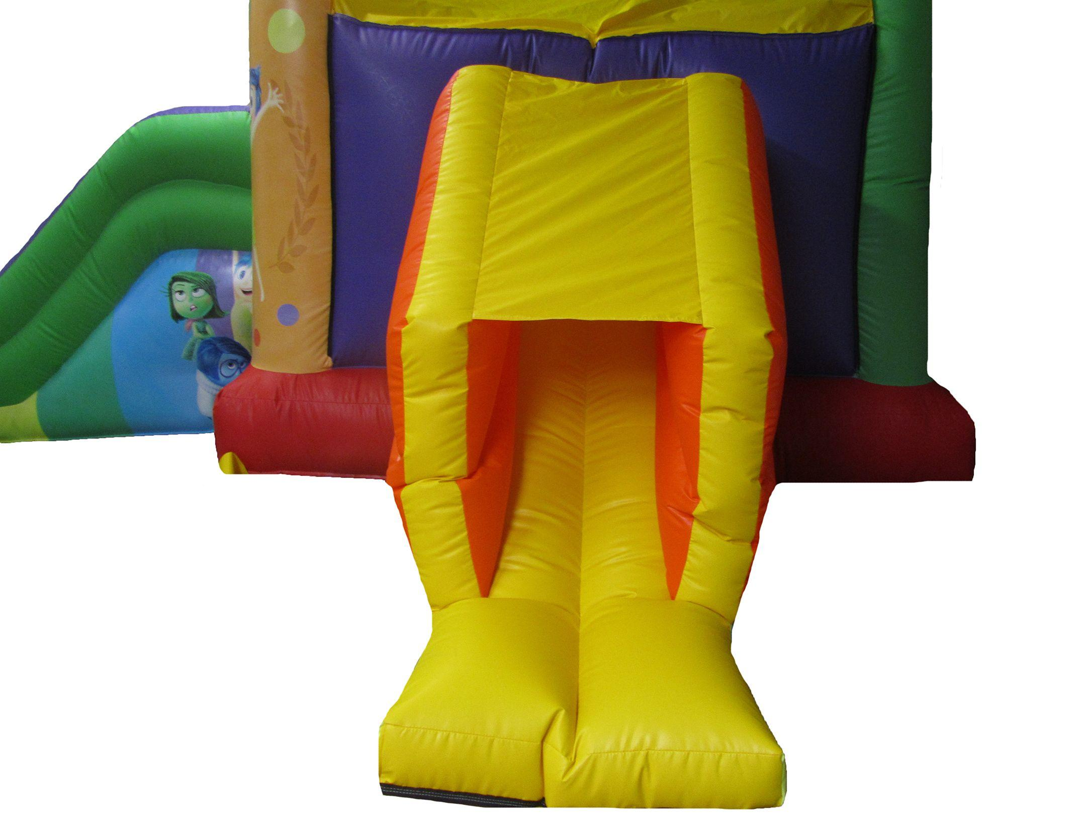 Commercial Bouncy Slide