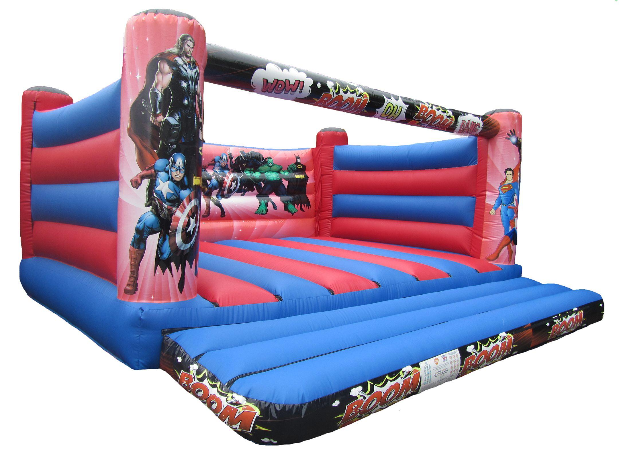 Adults 4 Post Bouncy Castle for Sale