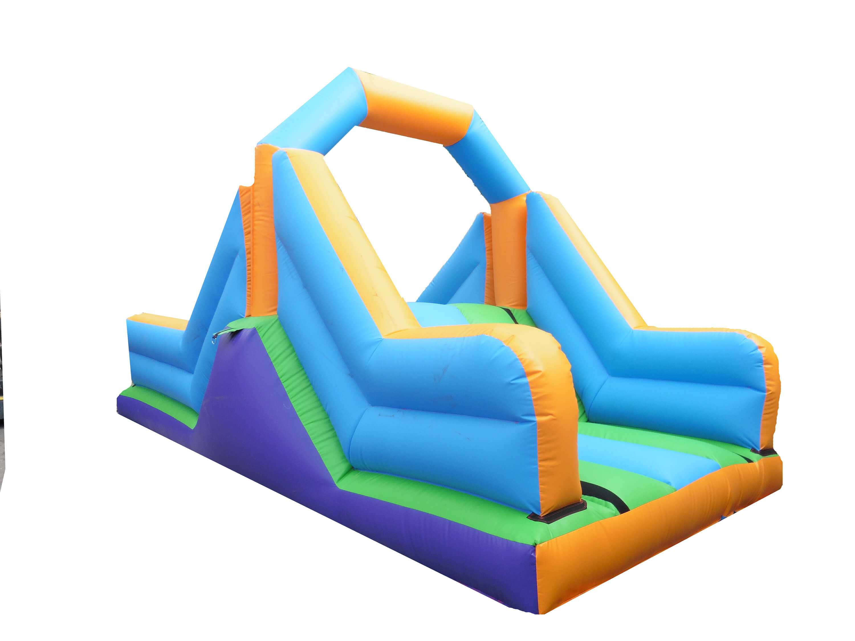 24ft up over obstacle slide 2