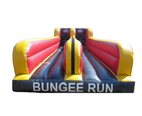 Commercial Inflatable Games for Sale, Inflatable Bungee Run