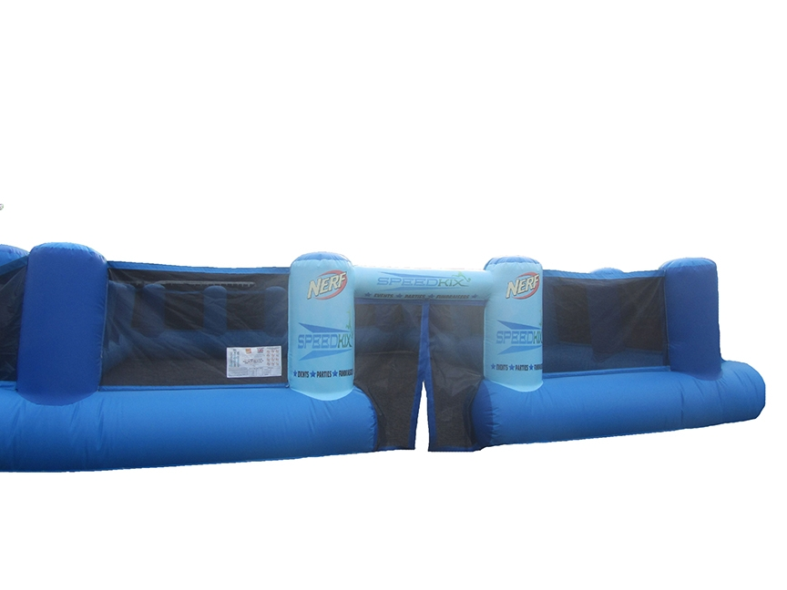 Inflatable Nerf Target Arena, UK Bouncy Castle Sale