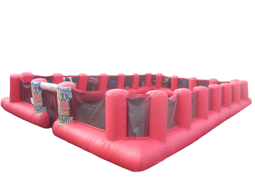 Inflatable Netted Sports Arena for Sale