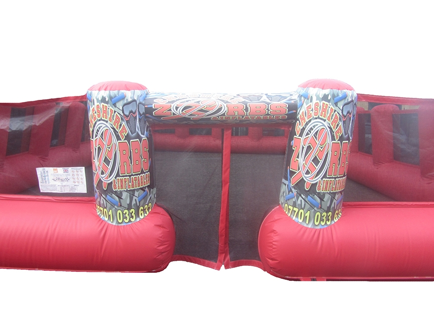 Commercial Inflatable Nerf Arena for Sale