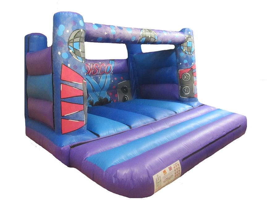 Children's Disco Bouncy Castle, Bouncy Castle Sales