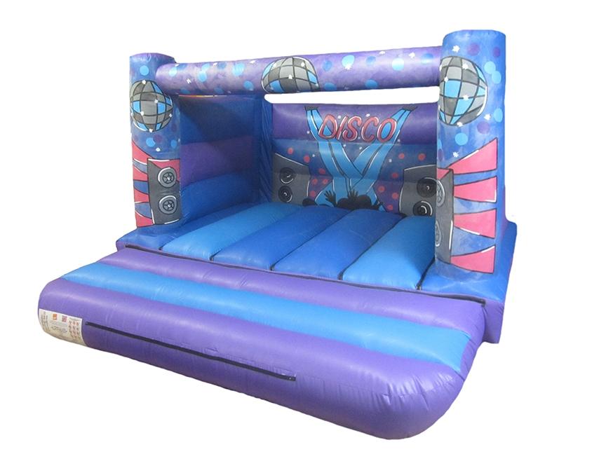 Children's Disco Bouncy castle for Sale