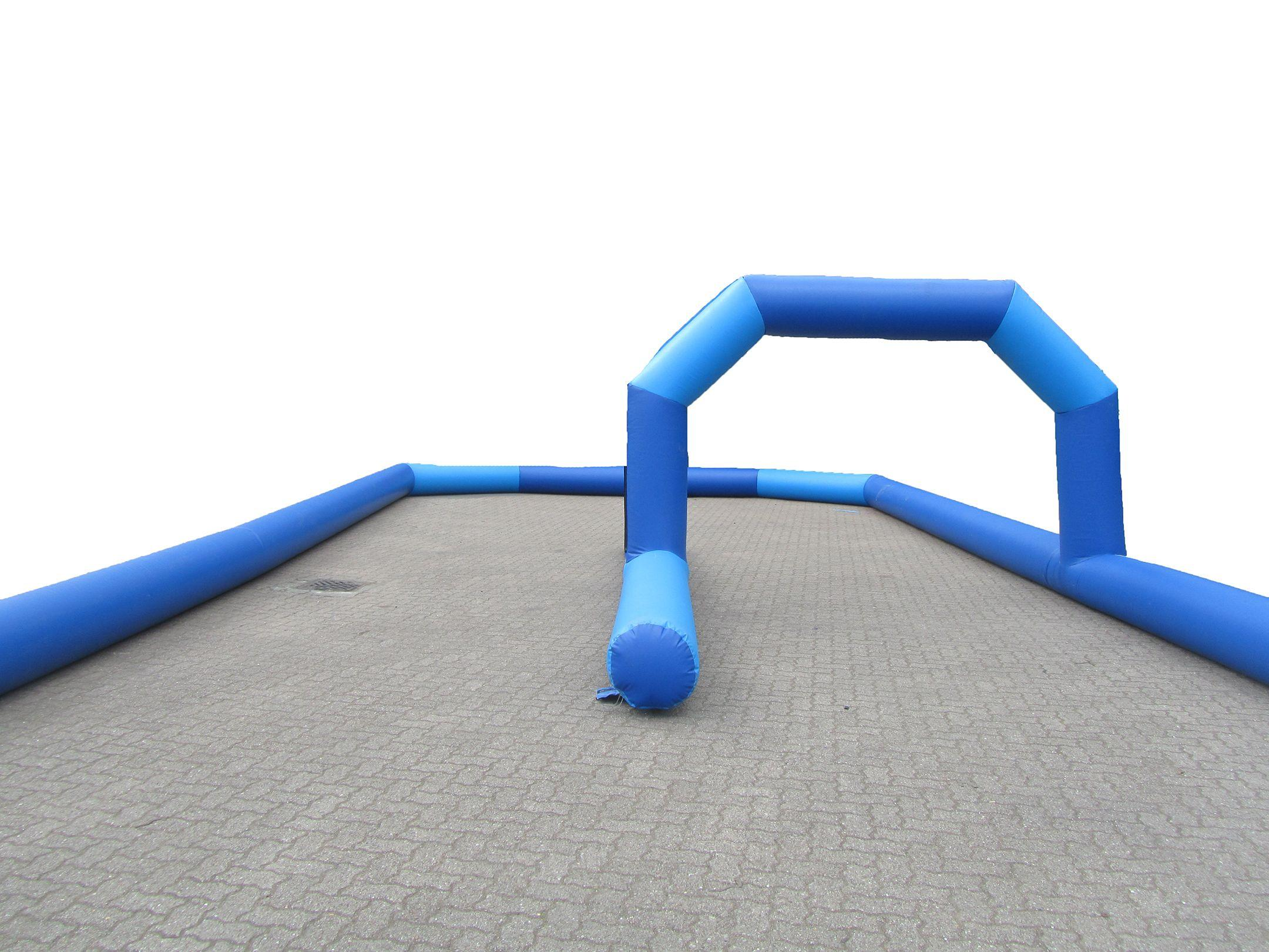 Commercial Inflatable Kart Track