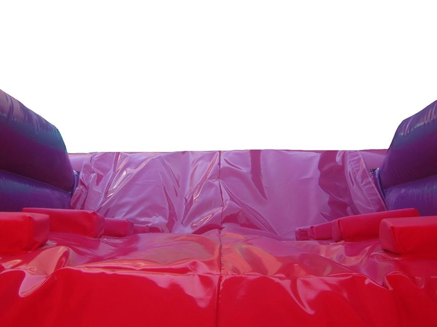 Glossy Bouncy Slide