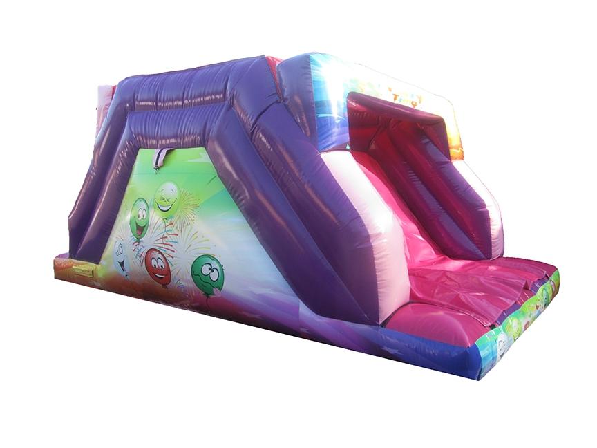 Glossy Bouncy Slide for Sale