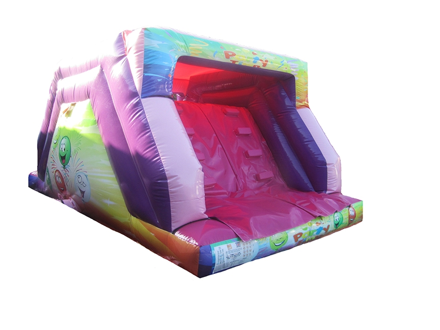 6ft-up-and-over-glossy-party-balloons-inflatable-slide-compressor