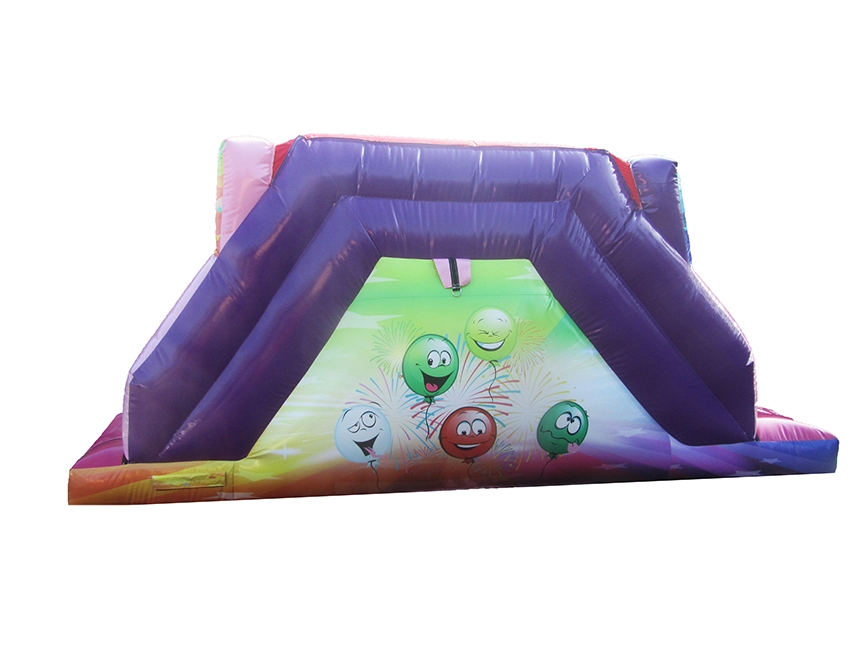 6ft-up-and-over-glossy-party-inflatable-slide-compressor