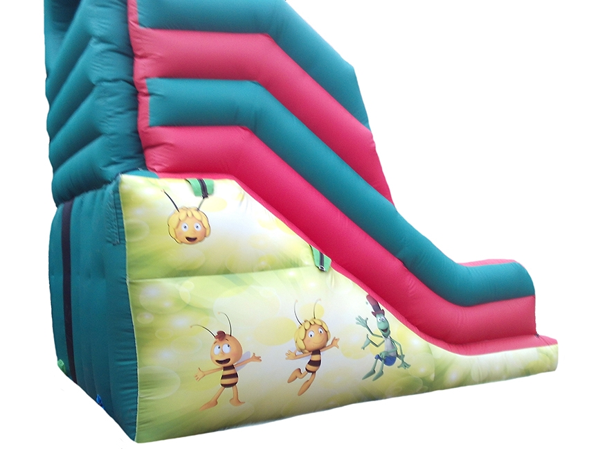 8ft-maya-thebee-inflatable-platform-slide-compressor