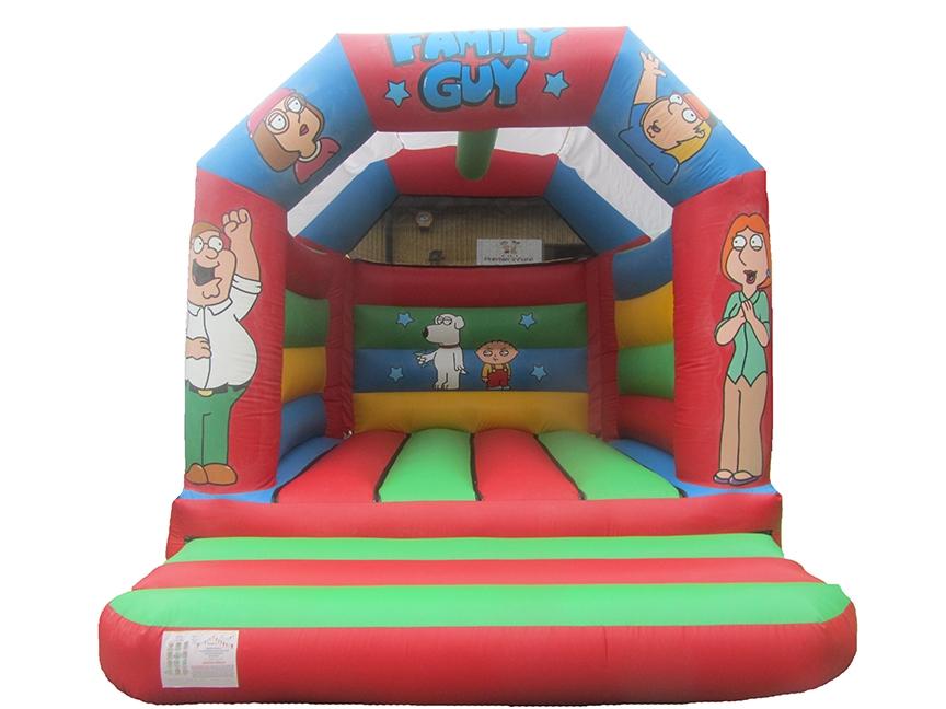 Adults Bouncy Castle Manufacturers UK